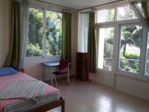 フィリピン留学 ダバオ留学のEandG校 1人部屋