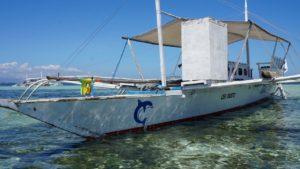 フィリピン セブ島 アイランドホッピング