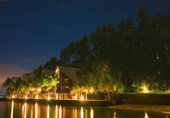 ダバオ留学 サーマル島 パールファームリゾート 2