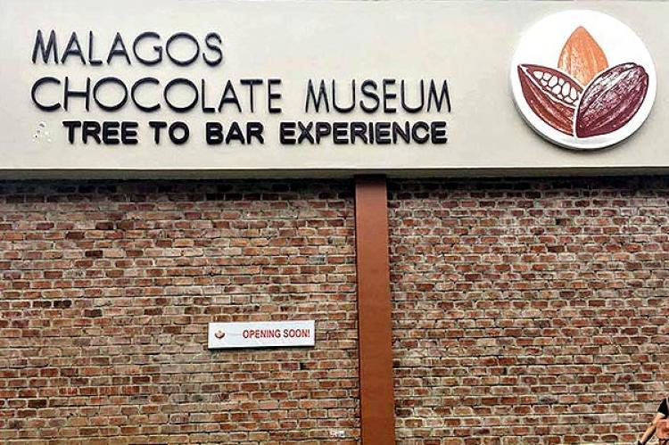ダバオお勧め観光地 チョコレートミュージアム (malagos chocolate museum)