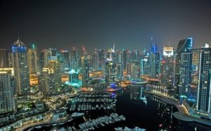 Safe Cities Index 2019 12位 ドバイ