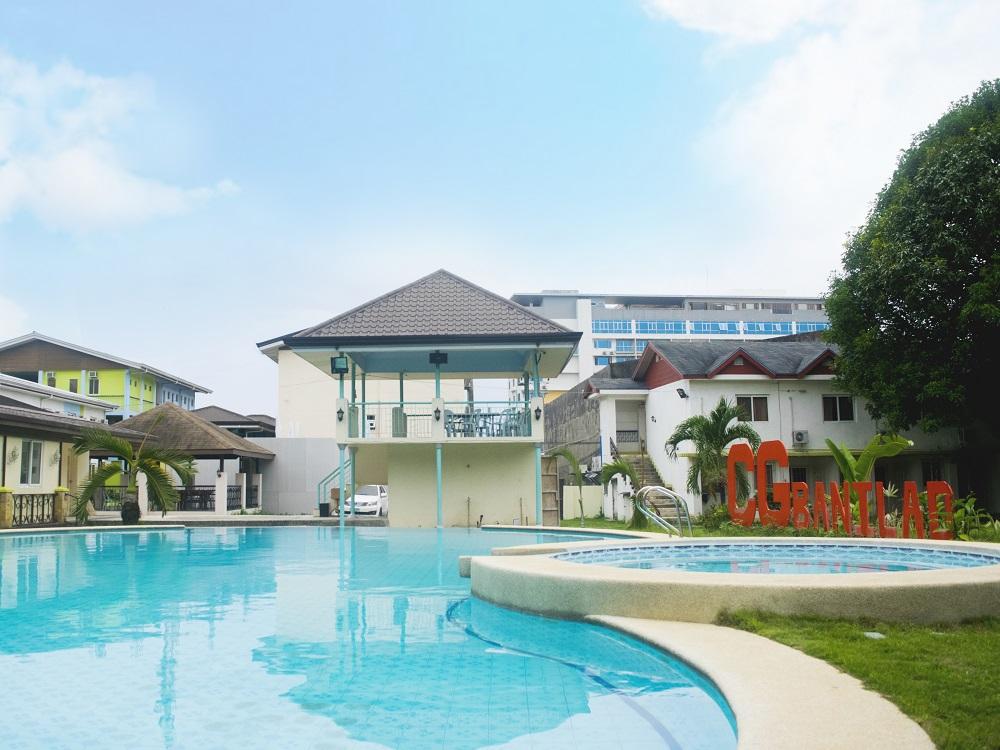 フィリピン留学 セブ島留学 CGバニラッドキャンパス 外観1