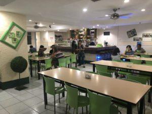 セブ島留学 Genius (ジーニアス) 食堂