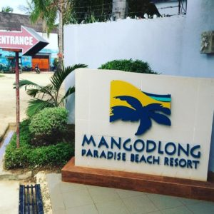 【セブ島留学】Mangodlong Paradise Beach Resort