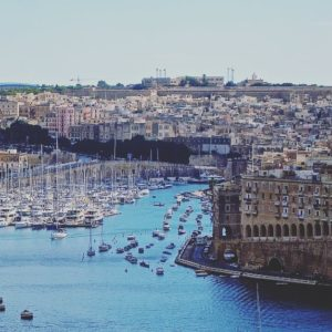 【マルタ留学】街全体が世界遺産