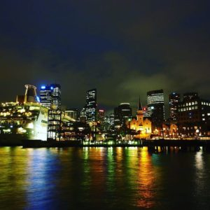 シドニー 夜景