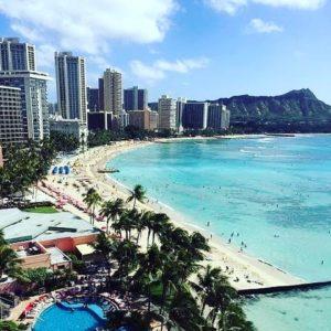【ハワイ留学】南国リゾート