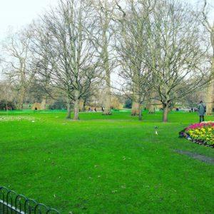 ロンドン 公園