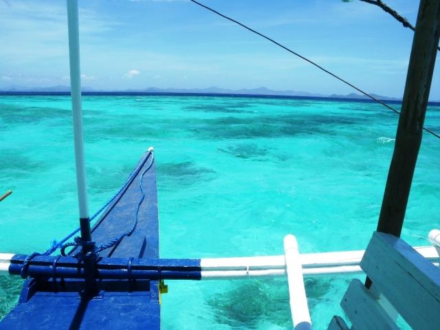 フィリピン セブ島留学 アイランドホッピング