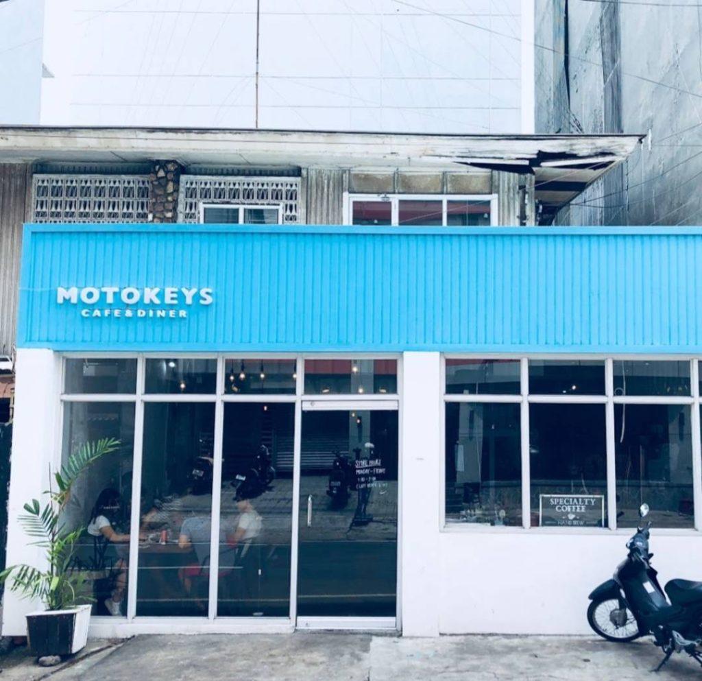 セブ島留学 MBA 周辺環境 MOTOKEYSカフェ