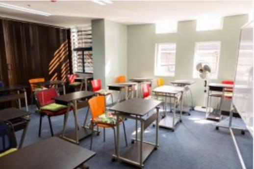 セブ島留学 MBA オリジナル校 自習室