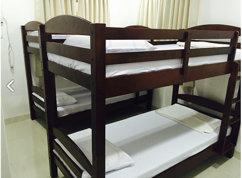 セブ島 Target 6人部屋 二段ベッド