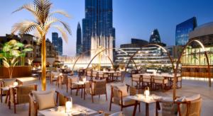 ドバイ Zeta Restaurant Lounge