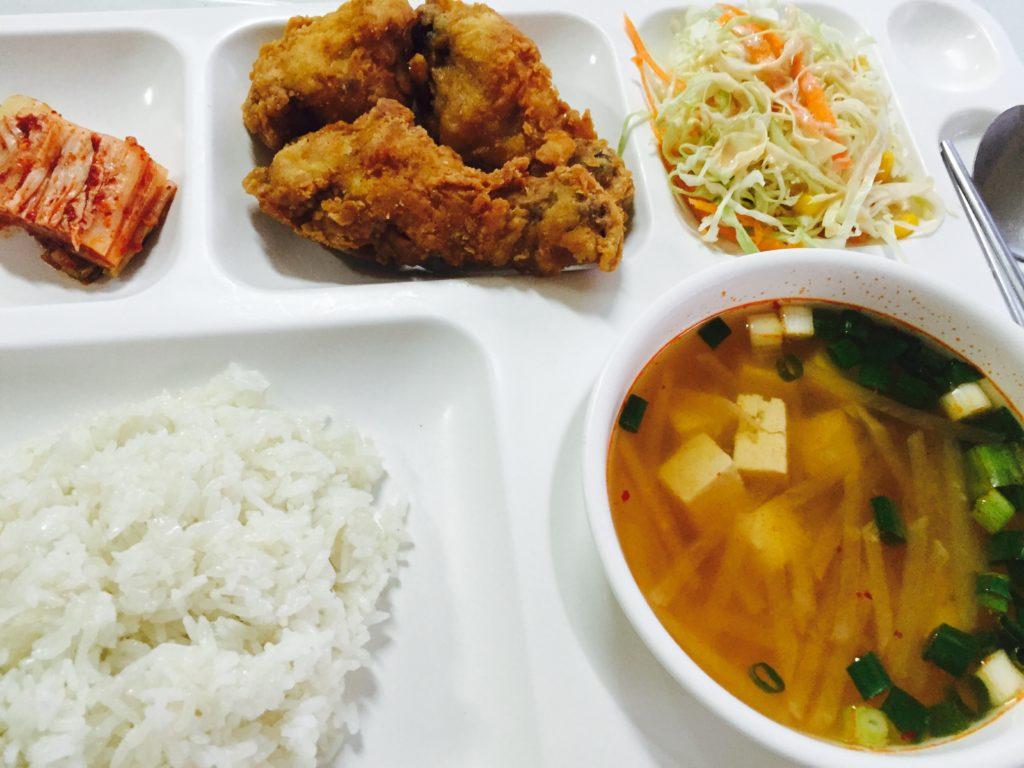 ダバオ留学 EandG お食事例 2