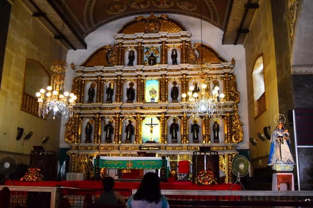 フィリピン セブ島留学 サントニーニョ教会
