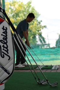 フィリピン留学 ダバオ留学 E&G校 ゴルフコース