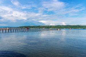 フィリピン留学 ダバオ留学 E&G校付近 海岸写真3