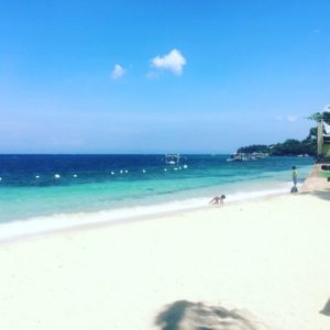 セブ島 観光 アルコイビーチ