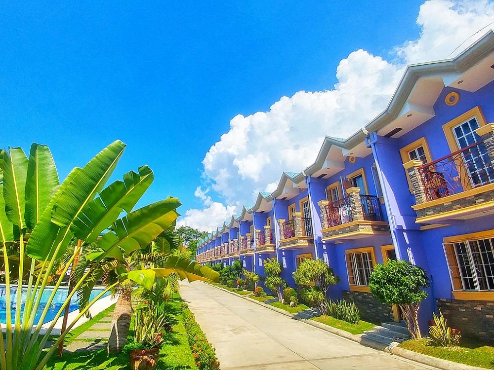 フィリピン留学 セブ島留学 CGスパルタキャンパス ドミトリー外観 1