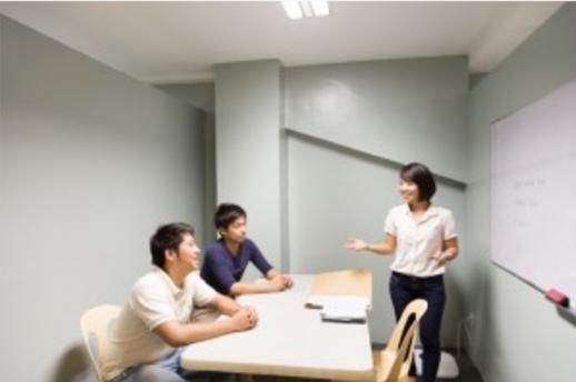 セブ島留学 MBA オリジナル校 グループクラスルーム