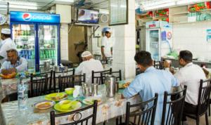 ドバイ Ravi Restaurant