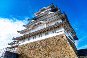リゾートバイト セブ島留学 姫路城