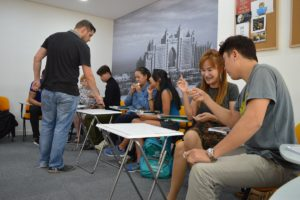ドバイ留学 ES Dubai (English Studies Dubai) Generalコース