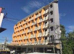 セブ島留学 3D Acaemy ホテルプランのTsaiホテル